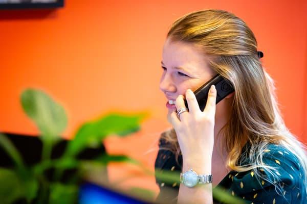 VoIP – persoonlijk contact door directe informatie