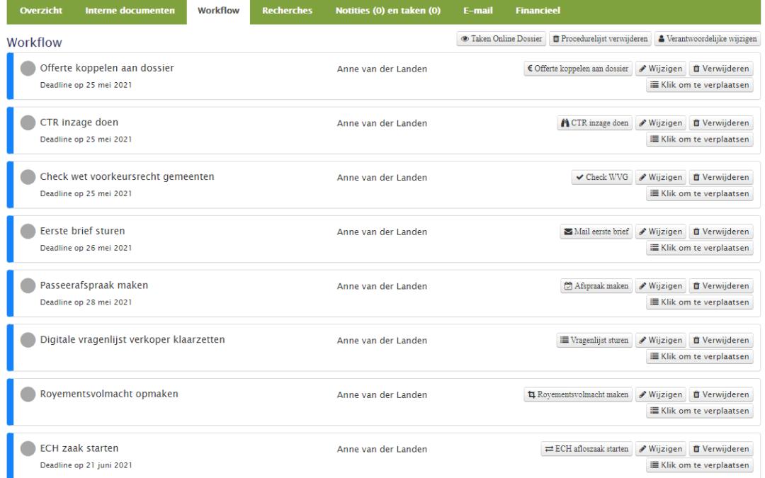 Webinar Workflow 2.0